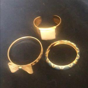 3 costume bracelets